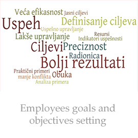Employees goals and objectives setting
