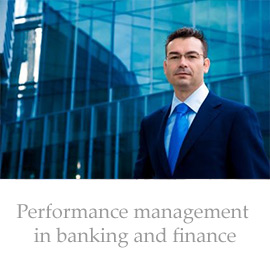 Performance management in banking and finance
